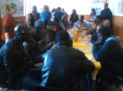 Catanzaro, a pranzo da San Nicola