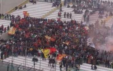 Messina-Reggina, arrestati 8 tifosi del Messina