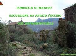 "Africo (Rc), a breve escursione  ""AspromonteWild"""