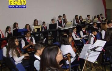 Melito Porto Salvo (Rc), musica e impegno all' Istituto De Amicis