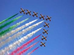 """Reggio Calabria, a breve lo spettacolo delle """"Frecce Tricolori"""""""