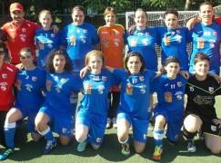 Calcio 5 femminile, Gioiosa campione provinciale