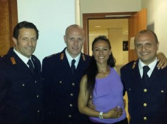 Polizia Stradale custode di Giusy Versace