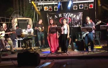 """Melito di Porto Salvo, spettacolo finale in piazza de """"I Kardhja"""""""