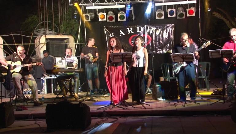 Condofuri (Rc), solidarietà e musica con i Kardhja