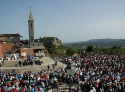 Placanica (Rc), Fratel Cosimo accoglie diecimila fedeli