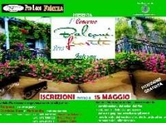 """Falerna (Cz), a breve il primo concorso """"Balconi fioriti"""""""