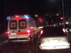 Reggio Calabria, incidente sulla SS 106