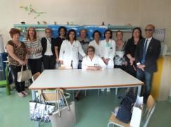 Melito Porto Salvo (Rc), donazione di quattro carrelli dai volontari Ail e Adspem