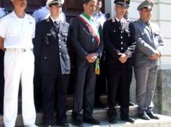 Melito Porto Salvo (Rc), Meduri in fascia tricolore per la Festa della Repubblica