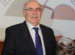 Basket, gli auguri della Viola a Tonino Zorzi