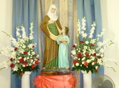 Platania: Tutto pronto per la festa di Sant'Anna a Mercuri Tedesco