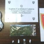 arresto droga reggio calabria