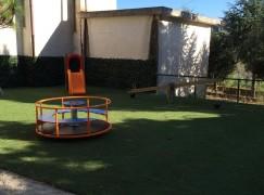 """Agnana Calabra, inaugurato Parco giochi donato dall'Associazione """"Stefania Sità"""""""