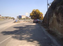 Melito Porto Salvo (Rc), interventi di messa in sicurezza sulla Ss 106