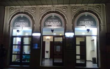 """Conferenza stampa """"Salviamo il Teatro Siracusa"""""""
