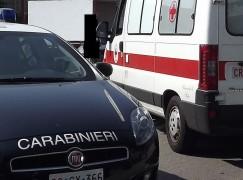 Rossano (Cs): sconto motoape-auto, un morto