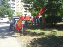 Ex Lsu-Lpu, iniziati presidi di protesta