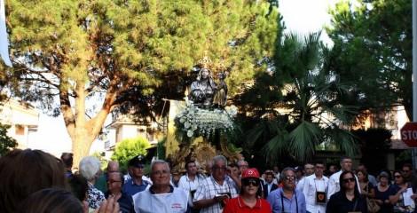Alluvione, Rossano grata alla Vergine Achiropita