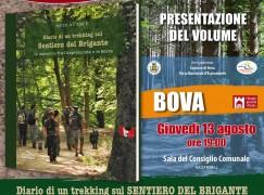 """Bova, presentazione del volume di Casile """"Diario di un trekking"""""""
