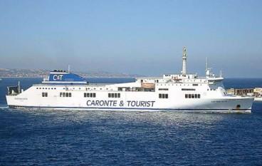 Stretto di Messina, nuovi orari corse Caronte e Tourist
