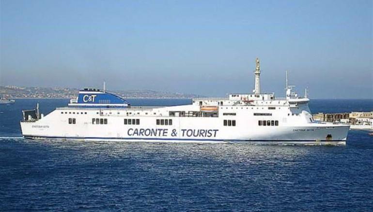 Incidente Molo Norimberga del porto di Messina, una vittima