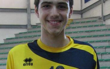 Pallavolo, Lavia convocato in nazionale Under 19