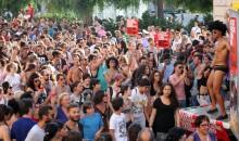 Siderno ha partecipato all'Onda Pride di Reggio Calabria