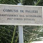 targa Lungomare palizzi