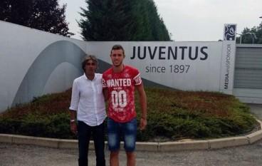 Loria, 16enne ex Reggina passa alla Juventus
