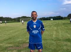 """Francesco Baccellieri: """"Addio al calcio"""""""