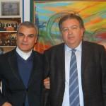 i Presidenti Mazzuca e Perciaccante