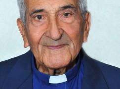 Saline Joniche, è morto don Rocco De Franco