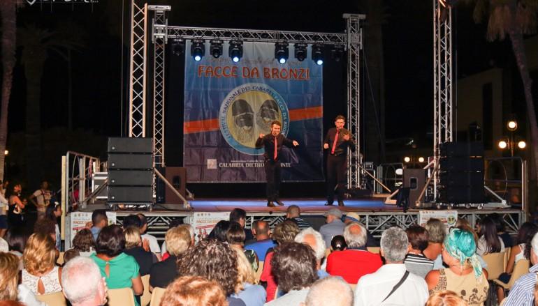 """Reggio Calabria, a breve serata finale del cabaret """"Facce da bronzi"""""""