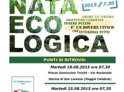 Giornata ecologica a San Lorenzo