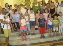"""Reggio Calabria, concluso il progetto """"La fede è gioia"""""""