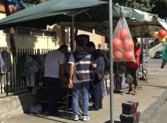 Reggio Calabria, controlli della Polizia Municipale in città