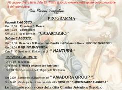 """Marina di San lorenzo, al via i festeggiamenti della """"S.S. Trinità"""""""