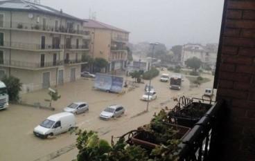 Alluvione in Calabria: ingenti danni