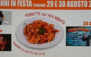 Catanzaro, S. Janni in Festa: il programma
