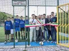 San Basile (Cs), inaugurato il nuovo Polisportivo Comunale