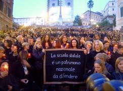 Calabria, depositata mozione contro riforma della scuola