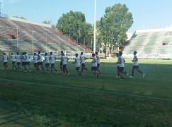 FOTO Reggina, primo allenamento della stagione