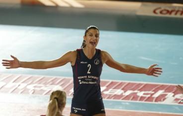 Golem Volley Palmi, arriva la Petkova