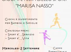 Nuovo Basket Soccorso, al via i memorial Delfino e Nasso