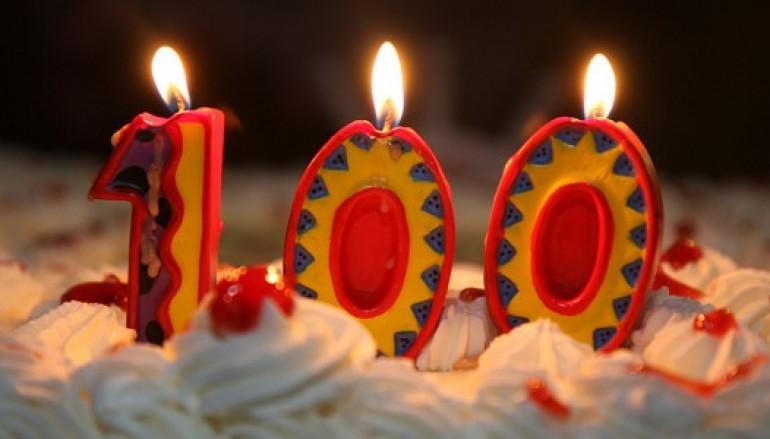 Cento candeline a Campana, festa per nonna Preziosa