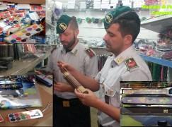 Lamezia, sequestrati prodotti contraffatti
