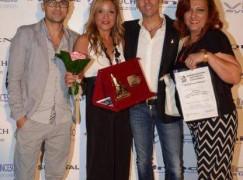 """Sabrina Cotroneo vince la """"Vela d'oro di Stazzo"""""""