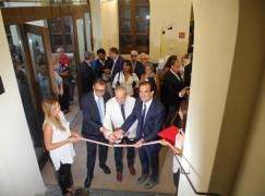 Catanzaro, tutto pronto per l'inaugurazione della mostra di Amendola