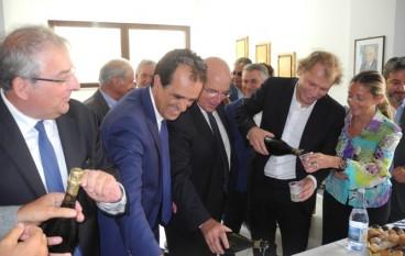 Catanzaro, inaugurata nuova sede della federazione provinciale Pd